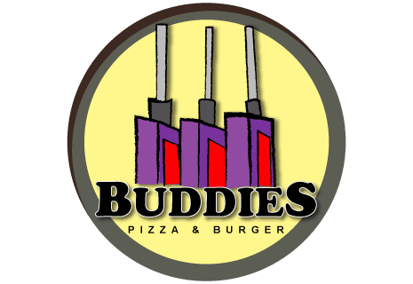 logo Buddies Pizza & Burger