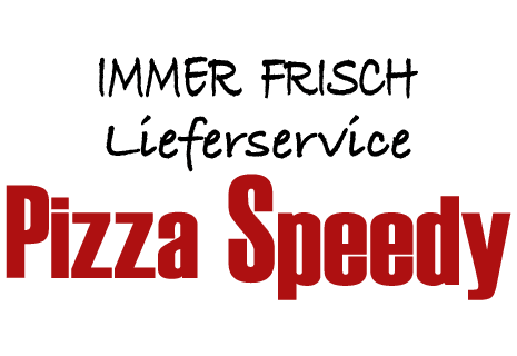 logo Pizza Speedy
