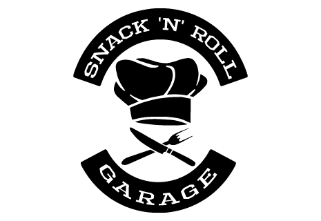 logo Snack'n'Roll Garage