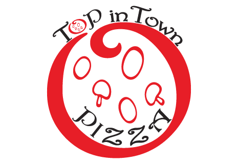 logo Top in Town Pizza