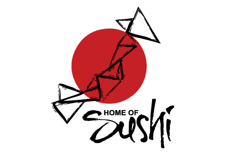 logo Home of Sushi