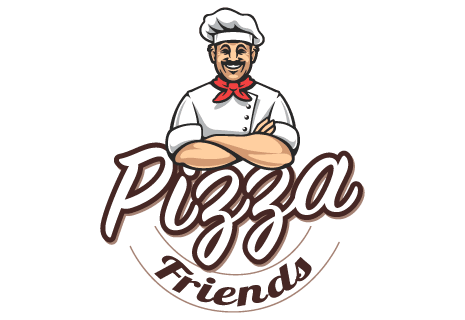 logo Pizza Friends