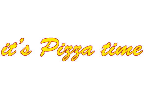 logo It's Pizza Time