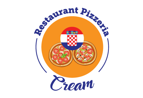logo Restaurant Pizzeria Cream
