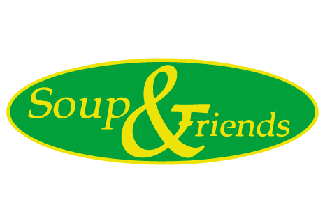 logo Soup & Friends