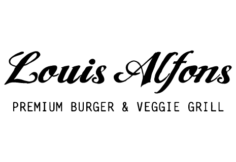 logo Louis Alfons - PREMIUM BURGER & STEAK