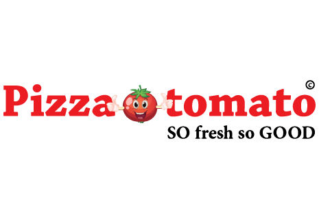 logo Pizza Tomato