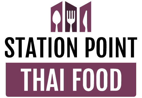 logo Station Point Thai Food