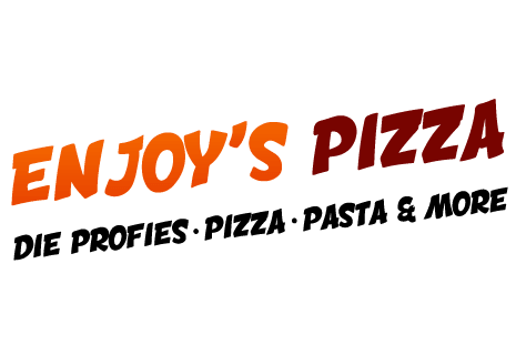 logo Enjoy's Pizza & Burger Heusenstamm.
