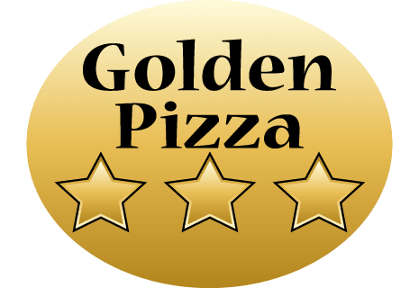 logo Golden Pizza Reinbek
