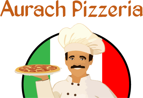 logo Aurach Pizza