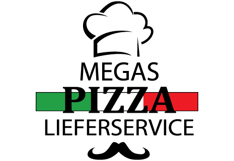 logo Pizza Express Megas