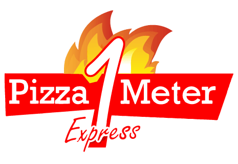 logo Pizza 1 Meter Express