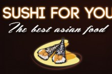 logo Sushi For You