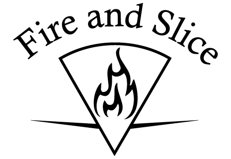 logo Fire & Slice