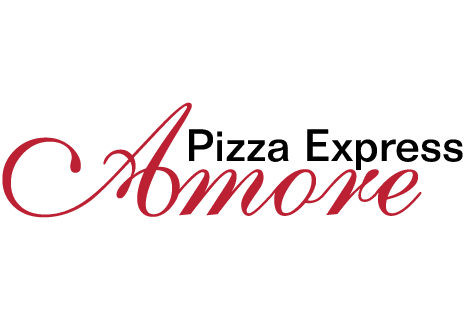logo Pizza Express Amore