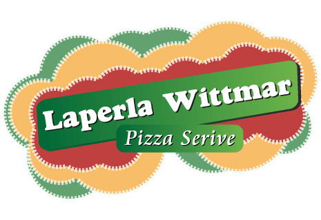 logo Laperla Pizza Service