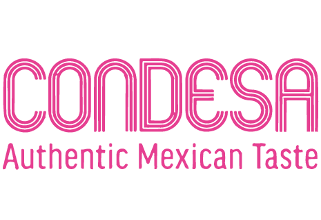 logo Condesa Mexican Food