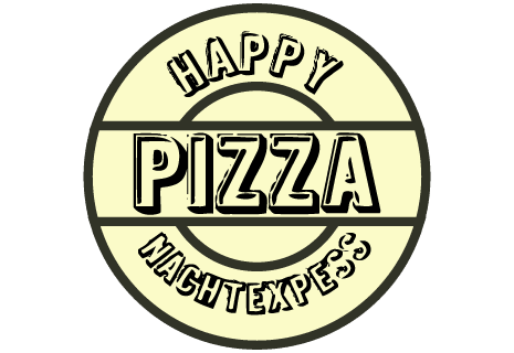 logo Happy Pizza Nachtexpress