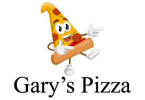 logo Garry's Pizza Heimservice