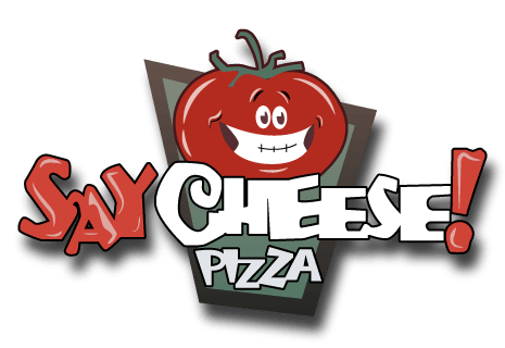 logo Say Cheese Pizza