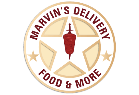 logo Marvin's Delivery Food & More