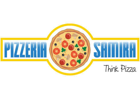 logo Pizzeria Samira - Think Pizza
