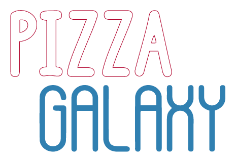 logo Pizza Galaxy