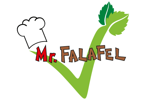 logo Mr.Falafel