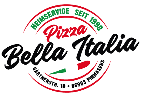 logo Pizza Bella Italia