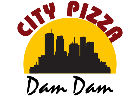 logo City Pizza Dam Dam