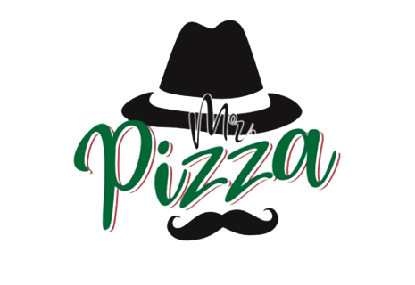 logo Mr. Pizza