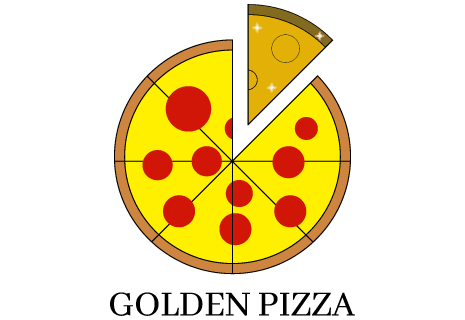 logo Golden Pizza