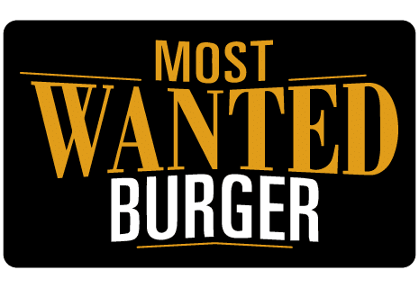 logo Most wanted Burger