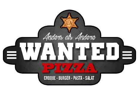 logo Wanted Pizza