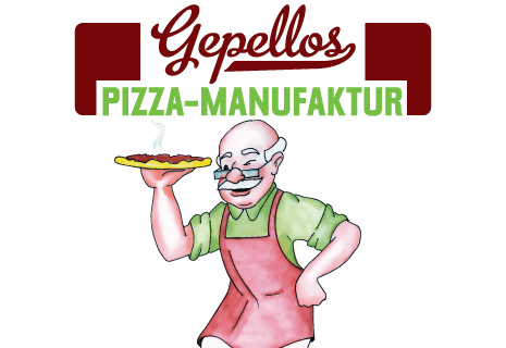 logo Gepellos Pizzamanufaktur