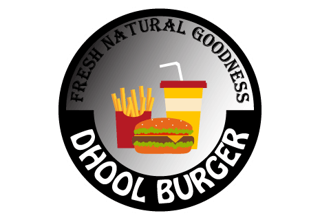 logo Dhool Burger