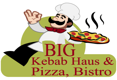 logo Big Kebab Haus & Pizza, Bistro