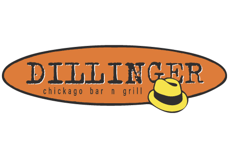 logo Dillinger Chicago Bar'n Grill