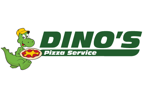 logo Dino's Pizza