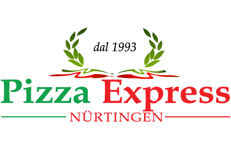 logo Pizza Express by Saro
