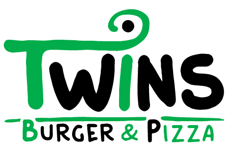 logo Twins Burger & Pizza