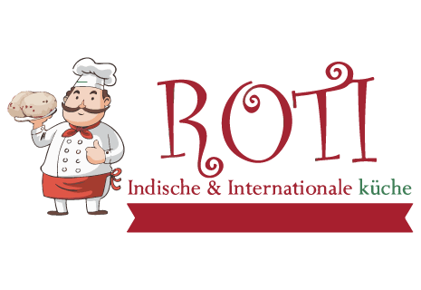 logo Roti Indisch & Internationale Küche