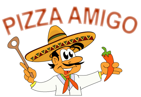 logo Pizza Amigo