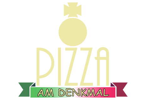 logo Pizza am Denkmal