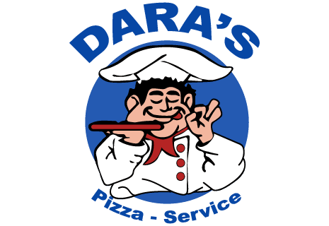 logo Dara's Pizza