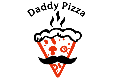 logo Daddy Pizza