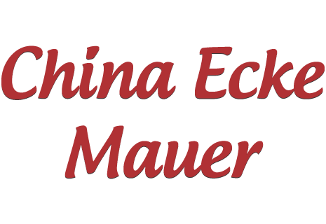logo China Ecke Mauer