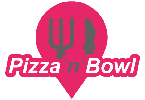 logo Pizza 'n' Bowl