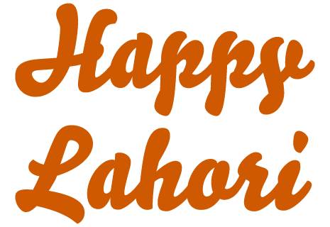 logo Happy Lahori
